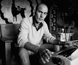 Hunter S. Thompson<