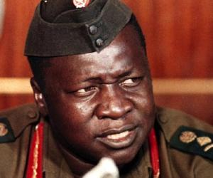 Idi Amin<