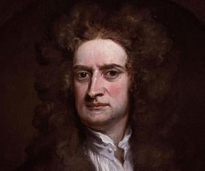 Isaac Newton<
