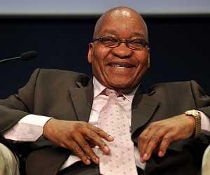 Jacob Zuma<