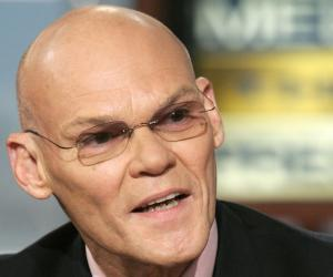 James Carville<