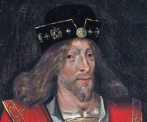 James I of Scot...<