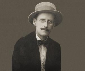 James Joyce<