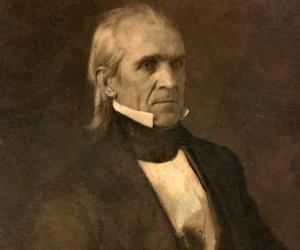 James K. Polk<