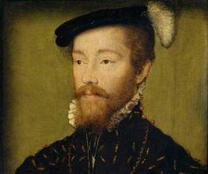 James V of Scot...<