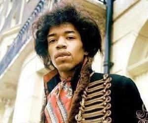 Jimi Hendrix<