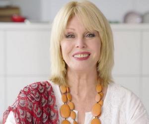 Joanna Lumley<