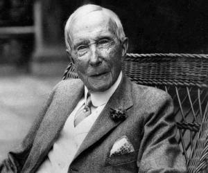 John D Rockefeller Biography Facts Childhood Family