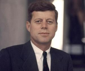 John F. Kennedy<