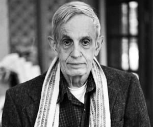 John Forbes Nash Jr.
