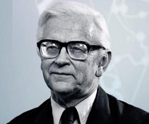 John Kendrew biography online