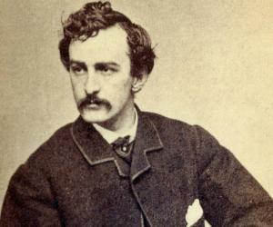 John Wilkes Booth<