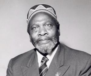 Jomo Kenyatta<