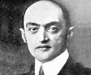 Joseph Schumpeter<