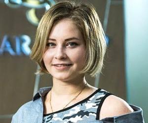 Yulia Lipnitskaya<
