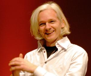 Julian Assange<
