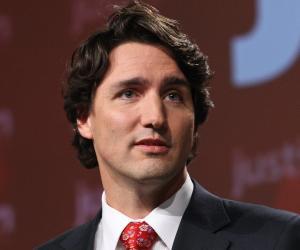 Justin Trudeau<