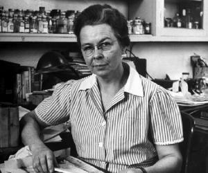 Katharine Burr Blodgett