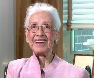 Katherine Johnson<