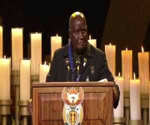 Kenneth Kaunda<