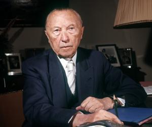 Konrad Adenauer<