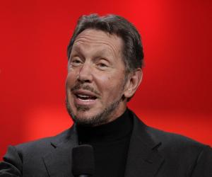 Larry Ellison<