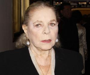 Lauren Bacall<