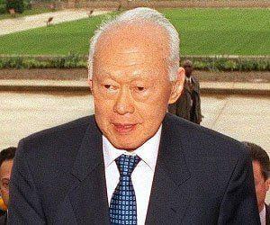 Lee Kuan Yew<