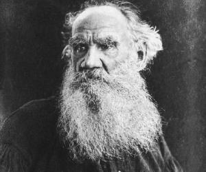 Leo Tolstoy<