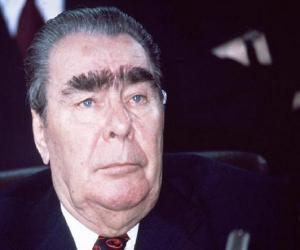 Leonid Brezhnev<