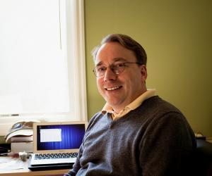 Linus Torvalds<