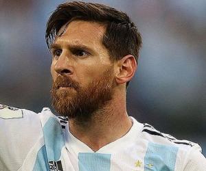 Lionel Messi<