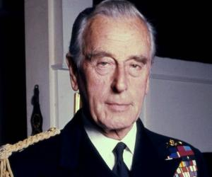 Lord Mountbatten<