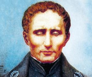 Louis Braille<