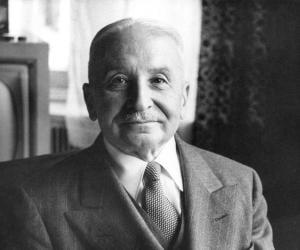 Ludwig von Mises<