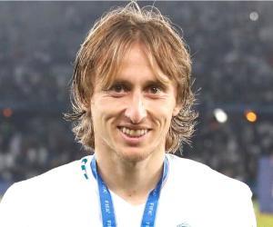 Luka Modrić<