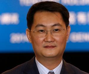 Ma Huateng<