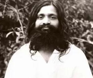a biography of maharishi mahesh yogi the founder and leader of the transcendental meditation Deepak chopra's biography   in the mid 1980's after meeting maharishi mahesh yogi, the leader of the transcendental meditation  as co-founder of.