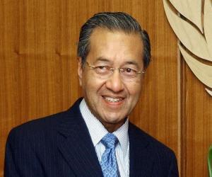Mahathir Mohamad<