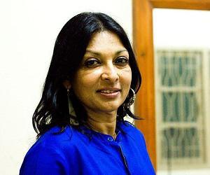 Mallika Sarabhai<
