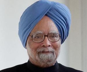 Manmohan Singh<