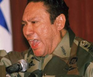 the life of manuel noriega a panamanian politician Jon lee anderson on the death of manuel antonio noriega, the former ruler of panama, who was removed from power, in 1989, by a us military intervention and his skin just as pockmarked as it had been in the bad old days, when his political opponents had called him cara de piña—pineapple face.