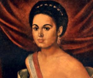 Manuela Sáenz<