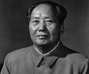 Mao Zedong<
