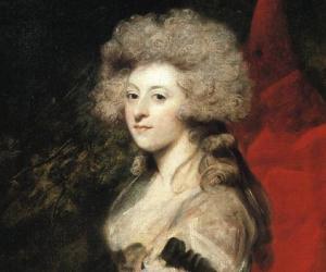 Maria Fitzherbert<