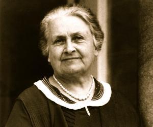 Maria Montessori<