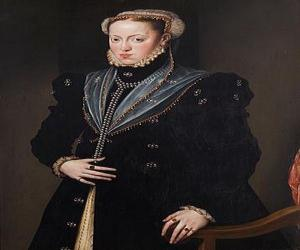 Maria of Austria, Holy Roman Empress
