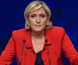 Marine Le Pen<