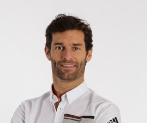 Mark Webber<