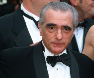 Martin Scorsese<